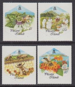 Pitcairn Islands 507-510 Bees MNH VF