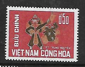 VIETNAM 283 MINT HING PAPER SOLDIERS