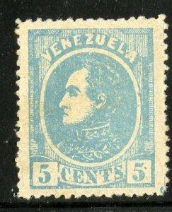 VENEZUELA 68 (4) MNH PROBABLY FAKE SCV $15.00 BIN $3.75