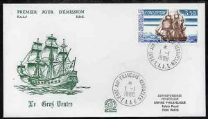 French Southern & Antarctic Territories 1988 Le Gros ...