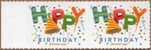 Scott 5635 Happy Birthday - MNH Pair