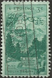 # 1011 USED MOUNT RUSHMORE MEMORIAL