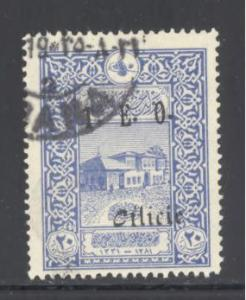 Cilicia # 77 used (DT)