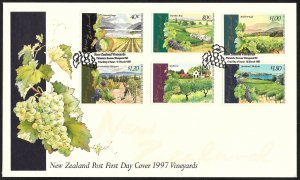 New Zealand First Day Cover [7782]