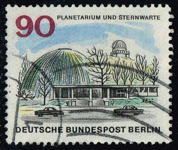 Germany #9N232 Planetarium and Observatory; Used (0.75)