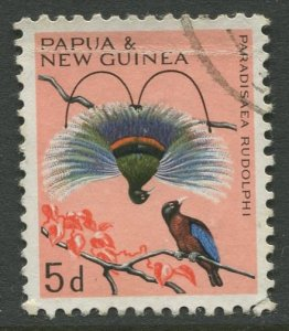 STAMP STATION PERTH Papua New Guinea #190 General Issue Used 1964 CV$0.25