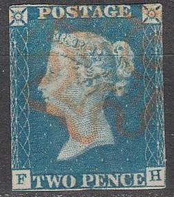 Great Britain #2 Used CV $700.00  (A15974)
