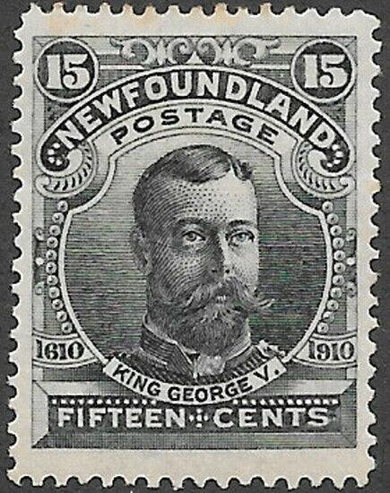 Newfoundland Scott Number 103 VF H