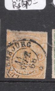 Luxembourg SC 15 Slight Thin SON CDS VFU (10dnw)