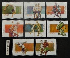 Portugal 2498-2505. 2002 Sports, NH