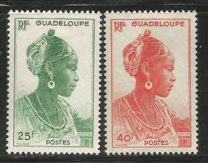 GUADALOUPE, 204-205, Mh, WOMAN