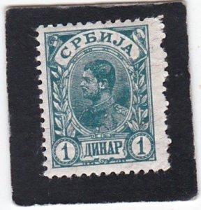 Serbia,  #   46    unused