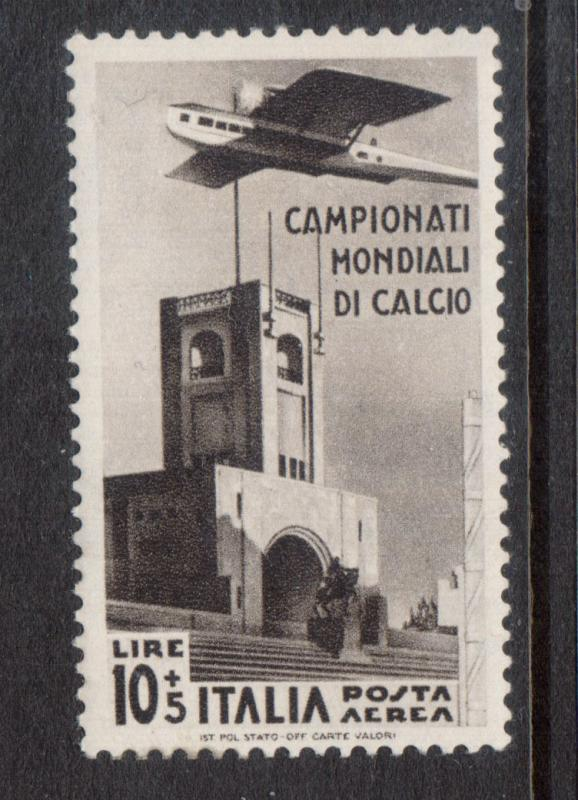 Italy #C65 VF/NH