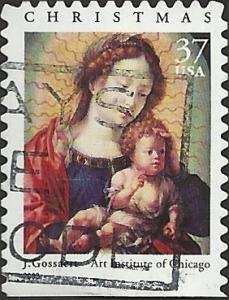 # 3820 USED MADONNA AND CHILD