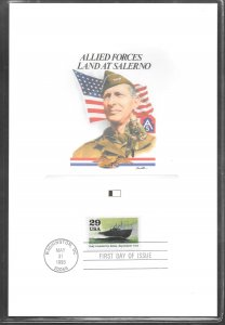 Just Fun Cover #2765F Fleetwood Proofcard FDC Cachet (my278)