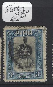 PAPUA (P1805B) CENT 3D  SG 134   VFU