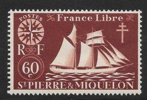Saint Pierre and Miquelon Mint Never Hinged [4144]