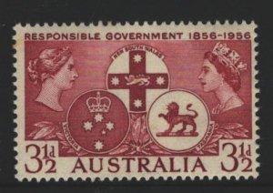 Australia Sc#287 MNH