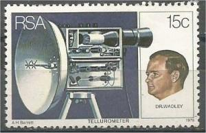 SOUTH AFRICA, 1979, MNH 15c, Tellurometer Scott 515