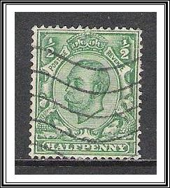 Great Britain #158A King George V Used
