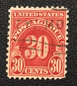 J85, Postage Due, circulated single, 11 x 10.5 perf., Vic's Stamp Stash