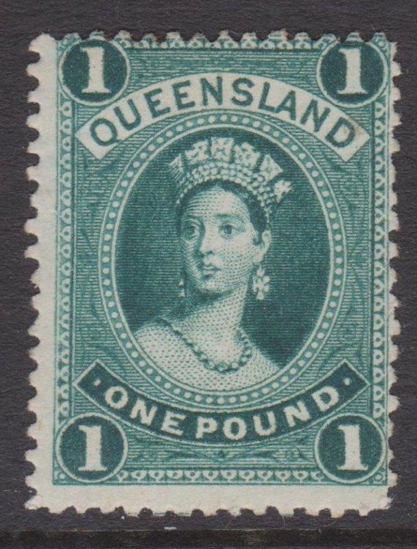 Queensland Sc#83 MH