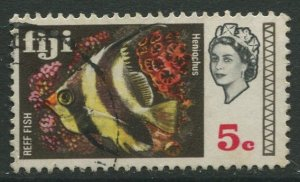 STAMP STATION PERTH Fiji #264 General Issue 1969 - Used CV$0.25