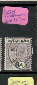 ZULULAND  (PP2305B)  QV  6D  SG 24  NONDWENI   CDS       VFU