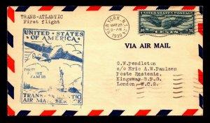 US 1939 FAM 18-1 FFC / NY CDS (II) - L7735