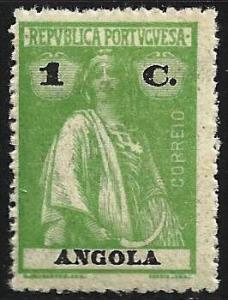 Angola 1914-1926 Scott# 121 Mint Hinged