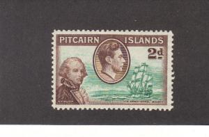 Pitcairn Islands 4, F-VF, MNH