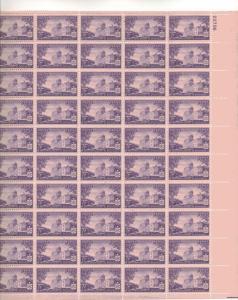 US 903 - 3¢ State Capital Montpelier Unused