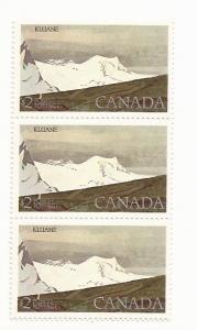 1979 - Canada - Multiple Kluane National Park) #727i