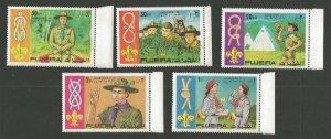 1971 Scouts Fujeira XIII World Jamboree Japan