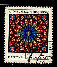 Germany Bund Scott # 1278, used