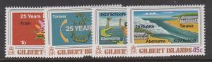 Gilbert Islands Sc#313-316 MH
