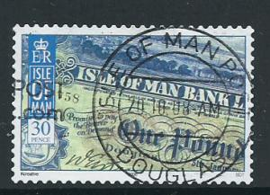 Isle of Man  VFU SG 1418