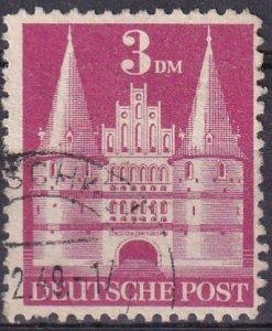 Germany #660 F-VF Used (S10383)