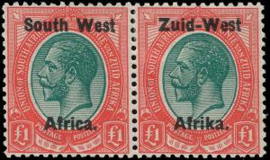 South-West Africa Scott 12 Gibbons 12 Mint Stamp