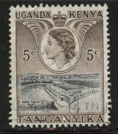 Kenya Uganda and Tanganyika KUT Scott 103 used