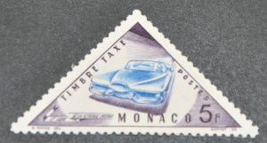 DYNAMITE Stamps: Monaco Scott #J52 – UNUSED