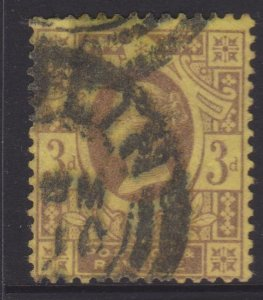 Great Britain Sc#115 Used