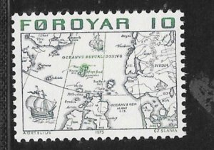 Faroe Islands Mint Never Hinged  [10982]