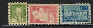 CUBA 466-68 MOG TONING R612