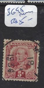 SARAWAK (P1209B)  5C MIRI    SG 95   VFU