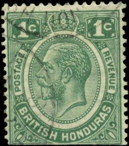 British Honduras Scott #92 SG #126 Used