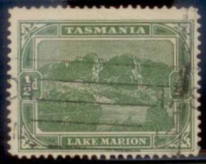 Australia-Tasmania 1904 SC#102 Used CO2
