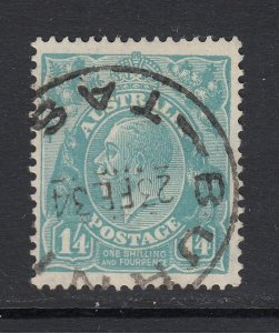Australia, Sc 124 (SG 131), used
