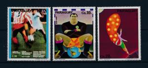 [60808] Paraguay 1974 World Cup Soccer Football Germany MNH