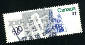 Can #687   -3  used VF 1976 PD